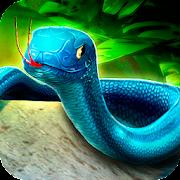 🐍 Jungle Snake Survival Run - Serpent Animal Race