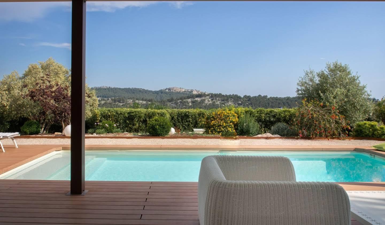 Maison avec piscine et terrasse Carnoux-en-Provence