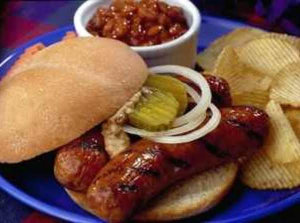 Wisconsin Double Brat Recipe