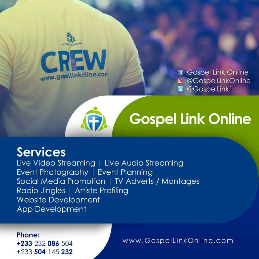 Gospel Link Radio- screenshot