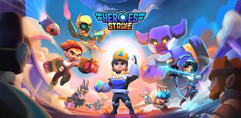 Heroes Strike - 3v3 Moba und Battle Royale kostenlos am PC spielen, so geht es!