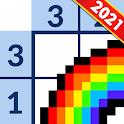 Nonogram - Jigsaw Puzzle Game icon