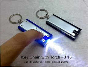 Photo: Keychain with Torch