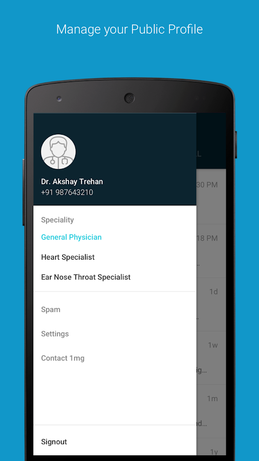 1mg - For Doctors - Android Apps on Google Play