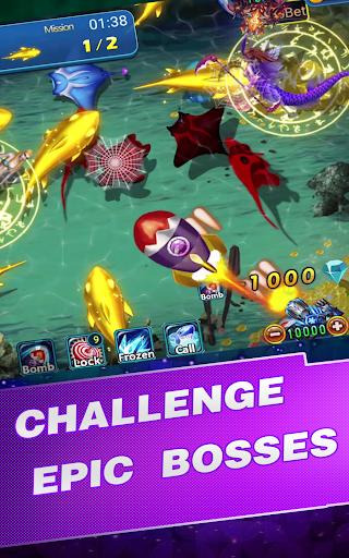 BanCa Fishing - Free Shooting Fish Slots Game screenshot 12