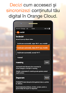 Orange Cloud- screenshot thumbnail