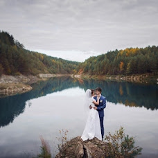 Wedding photographer Mikhail Lezhnev (mihail96). Photo of 08.09.2015