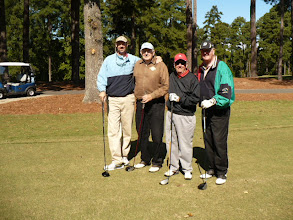 Photo: Sponsor: May Sales Company (Team Members not in order) John Green, Hilliard Green, Lindsey Boone, Joe Quigg