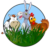Farm Animal Puzzle for kids