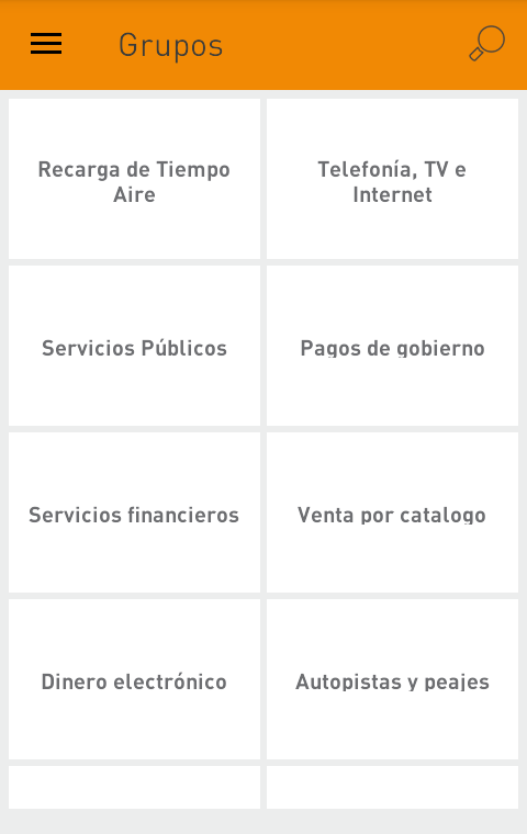 QPagos Monedero- screenshot