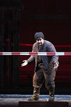 Photo: CHOWANSCHTSCHINA an der Wiener Staatsoper. Inszenierung: Lev Dodin. Premiere 15. November 2014. Marian Talaba. Foto: Wiener Staatsoper/ Pöhn
