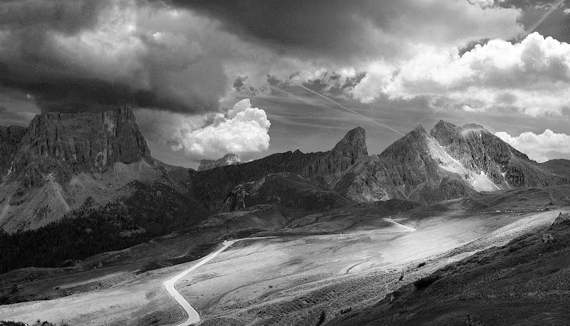Strada fra le Dolomiti di mariarosa-bc