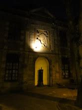 Photo: Onder de leiding van Daniel kunnen we niet verdwalen in de nacht.