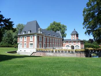 château à Valenciennes (59)
