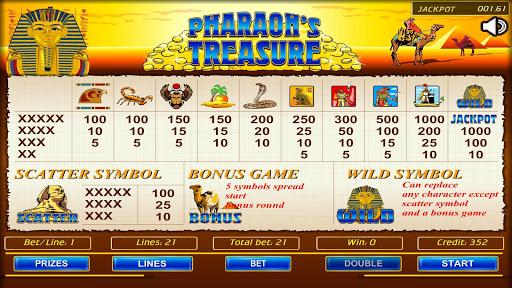 Pharaoh's Treasure screenshot 5