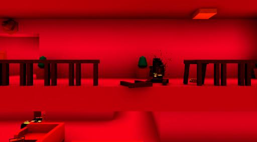Horror In The Pink House. Escape Adventure apktram screenshots 2