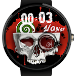 Halloween Watch Faces 💀 Horror Pack Icon