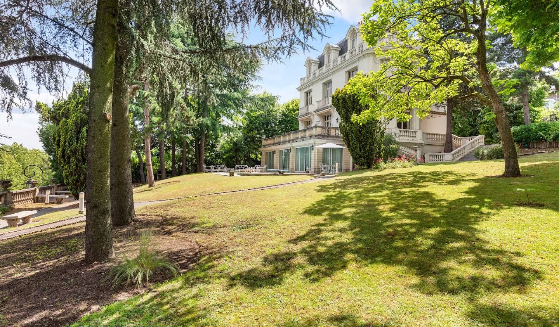 Villa avec piscine et jardin Saint-Cloud