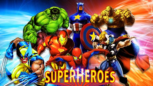 Immortal Gods Fighting Ring Arena Superhero War 1.5 7
