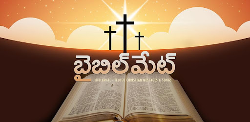 Biblemate - Telugu Christian Bible Messages, Songs - Apps on