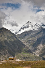 Photo: Below Rohtang La, Manali-Leh Highway, Himachal Pradesh, Indian Himalayas