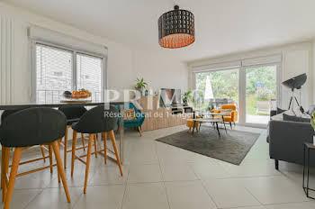 Appartement 4 pièces 86,51 m2