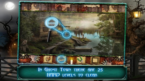 Ghost Hidden Object Games  Full Version