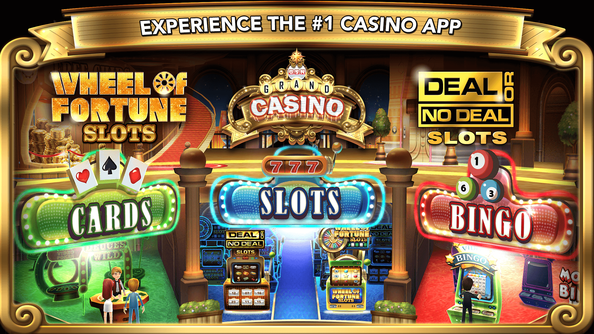 GSN Grand Casino - FREE Slots screenshot #7