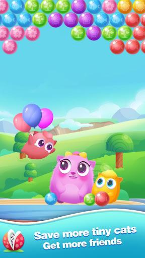 Bubble Cats - Bubble Shooter Pop Bubble Games 1.0.6 screenshots 5