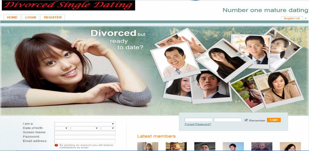 dilliner divorced singles dating site Eharmony - a trusted online dating site for singles eharmony is the first service within the online dating industry to use a scientific approach to matching highly compatible singles eharmony's matching is based on using its 29 dimensions® model to match couples based on features of compatibility found in thousands of successful relationships.