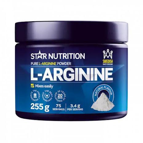 Star Nutrition L-Arginine 255g