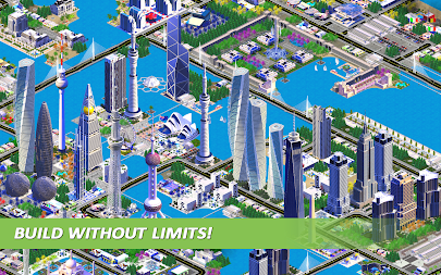 Designer City: building game APK screenshot thumbnail 15