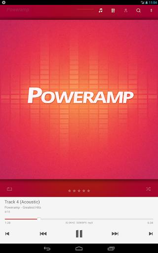 Skin for Poweramp Suru  screenshots 9