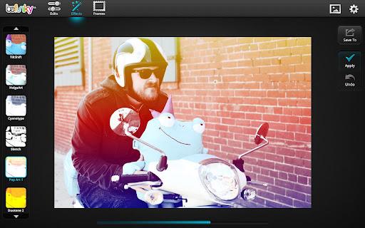 BeFunky Photo Editor - Tablets screenshot 3