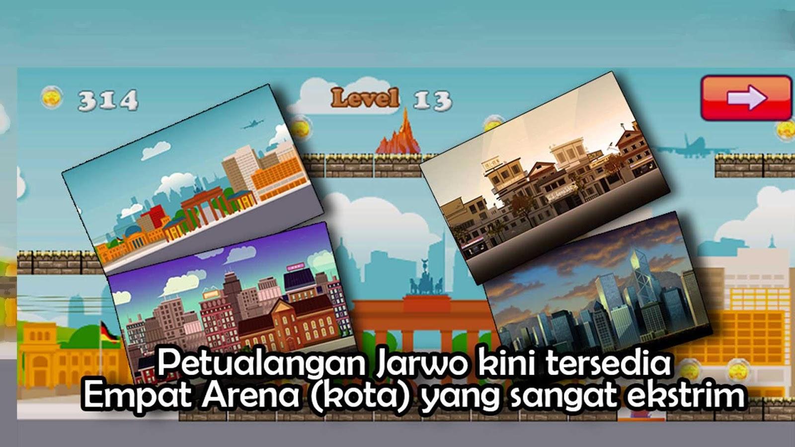 Petualangan Jarwo Apl Android Di Google Play