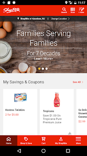ShopRite App - náhled