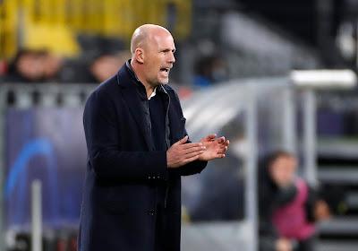 """Philippe Clement le reconnait: """"Il y avait une grosse différence de niveau entre les deux équipes"""""""