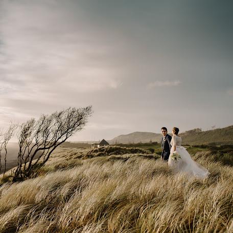 Wedding photographer Olga Franco (wildandgracenz). Photo of 22.09.2017