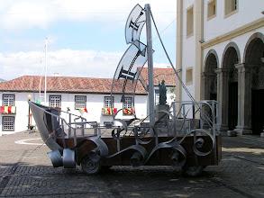 Photo: Кораблик с парада