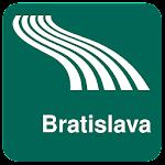 Bratislava Map offline