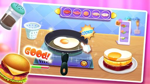 ud83cudf54ud83cudf54Make Hamburger - Yummy Kitchen Cooking Game screenshots 9