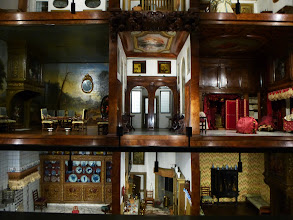 Photo: I loved the dollhouses in the Rijksmuseum