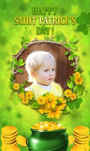 St.Patrick Day Photo Frames - náhled