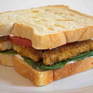 Fried Tofu Sandwich Recipes.