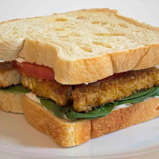 Fried Tofu Sandwich Recipes.