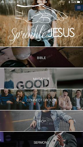Sprinkle of Jesus Screenshot