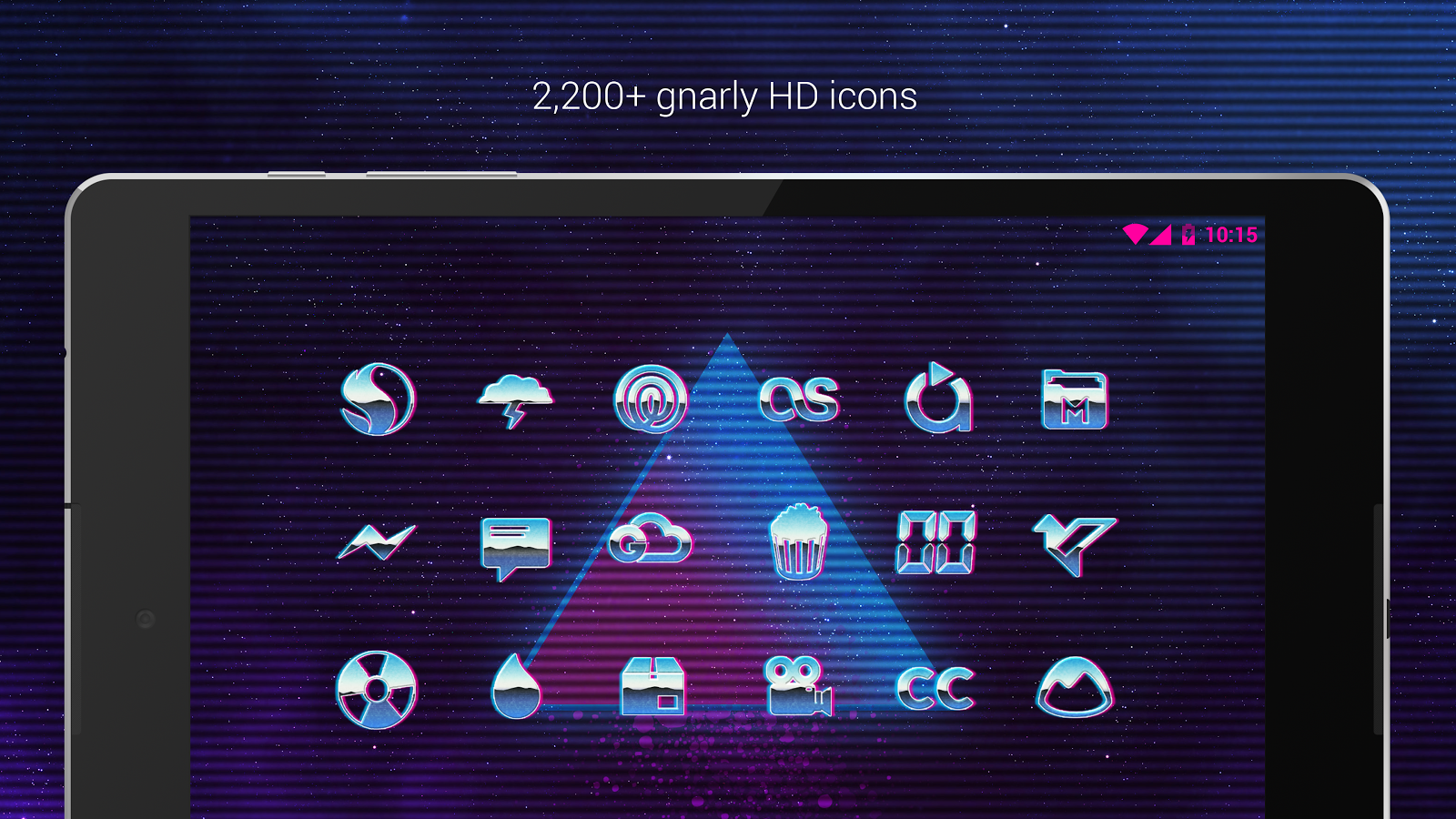 Rad Pack  80's Theme (free Version)  Android Apps On