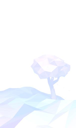ピュアツリー3Dライブ壁紙フリー
