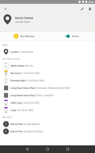 玩免費遊戲APP|下載Yonomi - Smart Home Automation app不用錢|硬是要APP