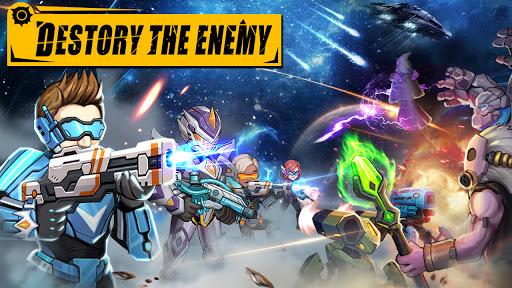 Code Triche Star Battle Colonization- Star Wars, Strategy Game apk mod screenshots 1